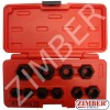 Damaged Bolt/Nut Remover Set - ZIMBER TOOLS
