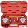 Petrol Twin Cam Locking/Setting Kit - 1.6 16V Fiat - ZIMBER-TOOLS