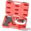 Engine Timing Tool Set Suitable for RENAULT 1,4 1,6 16V - ZIMBER TOOLS