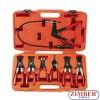 9PC Hose Clamp Plier Set - FORCE