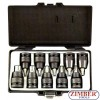 "Star impact socket bit set 1/2"" 10pc. (F4108) - FORCE"