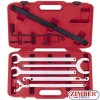 BMW/Mercedes Fan Clutch Water Pump Wrench Holder Tool SET - ZIMBER TOOLS