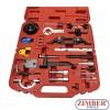 26pcs set of engine timing locking tools for OPEL VAUXHALL-GM - ZR-36ETTS91- ZIMBER-TOOLS.