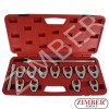 "1/2""DR Crowfoot Wrench Set 13pc 20 To 32mm - ZIMBER TOOLS"