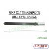 Transmission Oil level Gauge BENZ, 722.7. AL010016A - JONNESWAY