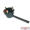 Mercedes Benz Crankshaft Harmonic Balancer Pulley Holder (M112/M113/M137) ZR-36CHBP - ZIMBER TOOLS