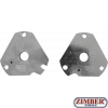 Camshaft Locking Tool for Fiat, Alfa, Lancia 1,6L 12V / 16V, 2 pcs. (8159-6) - BGS technic.