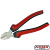 Diagonal Side Cutters | Stripper function | 165 mm.332 - BGS technic-Kraftmann.