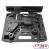 DIESEL ENGINE SETTING/LOCKING KIT- BMW MINI-1.6, 2.0,3.0- N47 N57- E81 E90 E60 E84 E83-  ZR-36ETTSB92 - ZIMBER TOOLS.