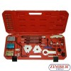 Engine Timing Tool Set Fiat, Alfa Romeo & Lancia 1.4, 1.6, 1.8 16V. 1.9D/TD, 1.9JTD, 2.4TD - ZIMBER-TOOLS.
