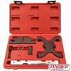 Engine Timing Crank Cam Flywheel Locking Tool Fits Ford 1.6 TI VCT - ZT-04A2280 - SMANN TOOLS.