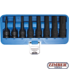 8-piece Impact Bit Socket Set, int. hex. 5-19 mm, 1/2""