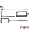 LED Telecope Inspection Mirror  290 - 876 mm (99302) - BGS technic