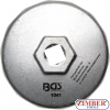 Oil Filter Wrench 14-point Ø 74 mm for Audi, BMW, Mercedes-Benz, Opel, VW (1041) - BGS technic