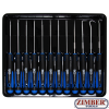 Precision Screwdriver and Hook Set 12 pcs. (8833) - BGS technic