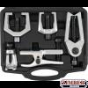 Puller/Ball Joint Tool Set 5 pcs. (9396) - BGS technic