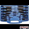 Screwdriver Set | 12 pcs. - ZB-7895- BGS-technic.
