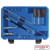 Universal Injector Seat Cleaning Set Brush and injectors for mechanic tools -ZT-04A3064 - SMANN TOOLS.