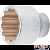 "Socket, 12-point | 20 mm (3/4"") Drive | 55 mm - 7455 - BGS technic"