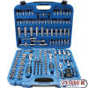 "Socket Set Super Lock | 6.3 mm (1/4"") / 10 mm (3/8"") / 12.5 mm (1/2"") drive | 192 pcs. -2292  - BGS technic"
