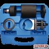 Trailing Arm Bushing Tool Set for BMW E85, E89, E92- 70-mm  (8716) - BGS technic