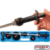 Vacuum Body Repair Set with Sliding Hammer, with hand Pump (8703) - BGS technic
