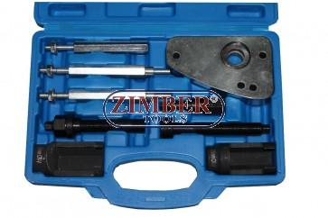 Εξολκέας μπεκ common rail για κινητήρες Citroen - Peugeot PSA HDI,  - ZT-05191 - SMANN TOOLS.