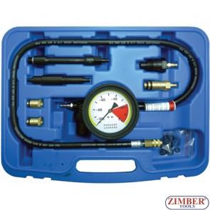 7 Piece Pressure Loss Testing Kit , ZT-05227 - SMANN TOOLS