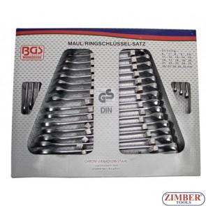 25-piece Combination Spanner Set, 6-32 mm - BGS