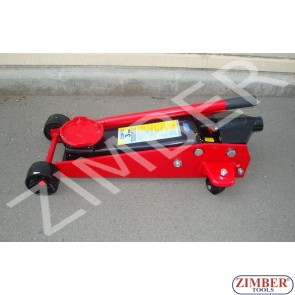 3 Ton low profile Hydraulic lifting trolley floor jack