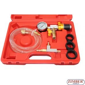 Radiator Cooling System Vacuum Purge & Refill Kit,  (ZK-1355)