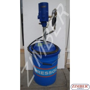 Air operated grease pump - 20KG PRESSOL