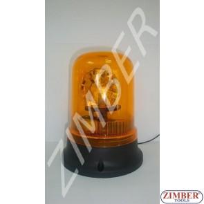 12V-24V Revolving Emergency light