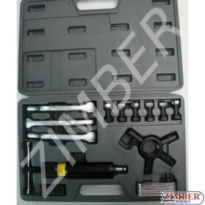Hydraulic gear puller - 10 Ton - ZIMBER TOOLS