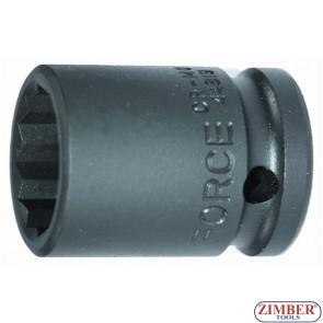 Impact sockeet 36mm 3/4 12pt. - 46836 - FORCE
