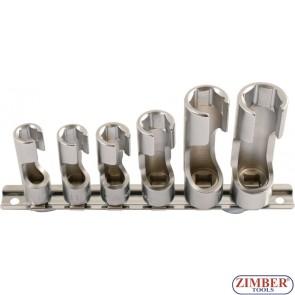 Καρυδάκια σετ αισθητήρα ΛΑΜΔΑ 6 τεμαχίων,ZR-36DWNSS06 -ZIMBER TOOLS.