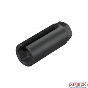 Καρυδάκι Ειδικό για Αισθητήρες Λάμδα - 1/2dr 7/8 '(22mm) ZR-41OSS4A23 - ZIMBER TOOLS