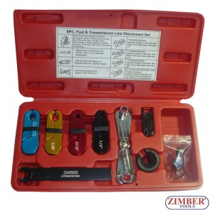 Εργαλεία αποσυναρμολόγησης σωλήνων σύνδεσης, ZR-36FTLDS01- ZIMBER TOOLS.