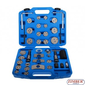 40Pcs Brake Caliper Wind Tool