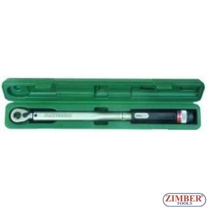 """MICROMETER TORQUE WRENCH 1/2"""" 70-350NM"""