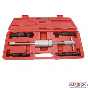 Internal bearing race extractor puller set - ZIMBER