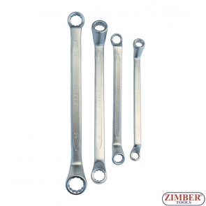 Double Offset Ring Wrench 21-23mm - ZIMBER