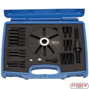 Balancer and Crankshaft Flange Tool Set - BGS