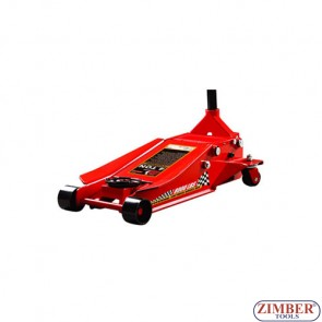2.5 Ton low profile hydraulic lifting trolley floor jack