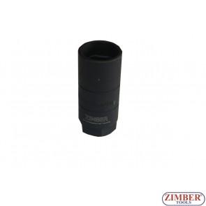"""Oil sensor socket- 3/8 /1-1/16"""" - ZIMBER"""