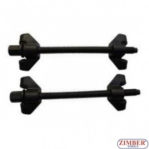 Coil Spring Compressors 230mm - ZIMBER TOOLS