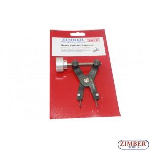 Brake Cylinder Retainer Tool ZIMBER