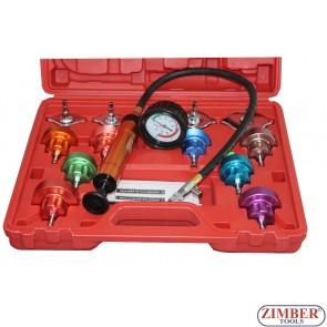 Διαγνωστικό σύστημα ψύξης, ZK-932.