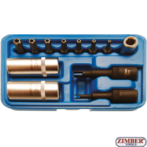 Σετ εργαλείων επισκευής κλιματιστικών (2275) - BGS technic