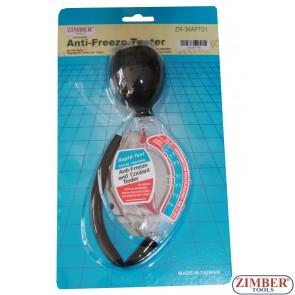 Anti-Freeze Tester - ZR-36AFT01 - ZIMBER TOOLS.